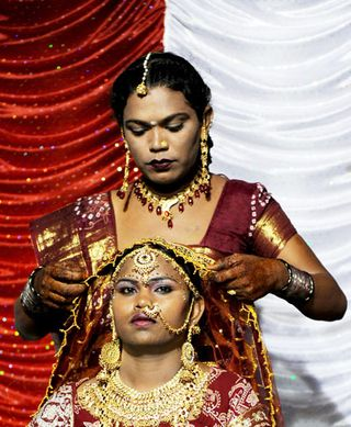 Eunuchs-wedding-ceremony