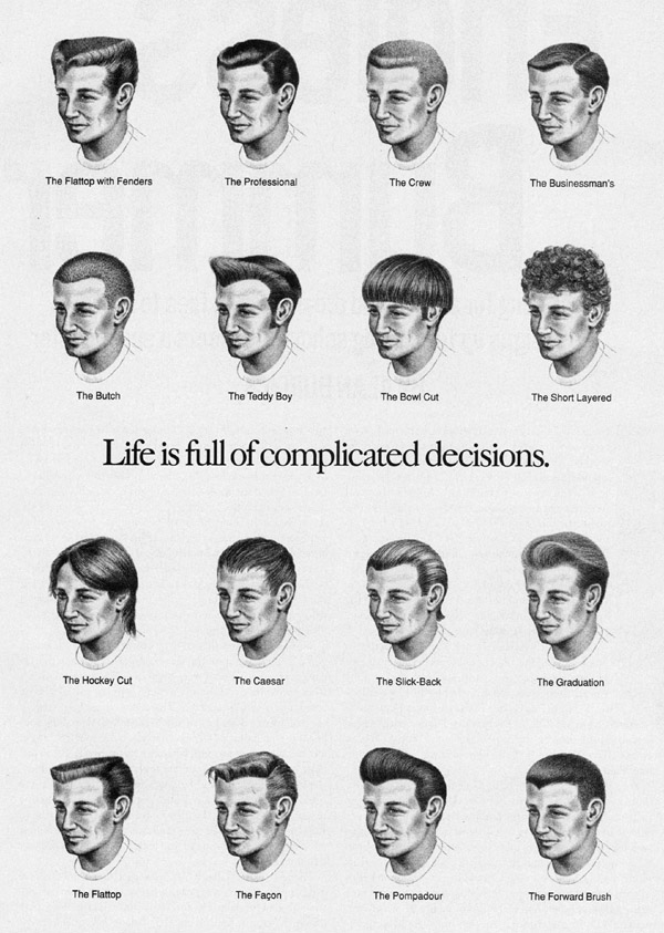 Kinds Of Boy Haircuts : Hair cuts page